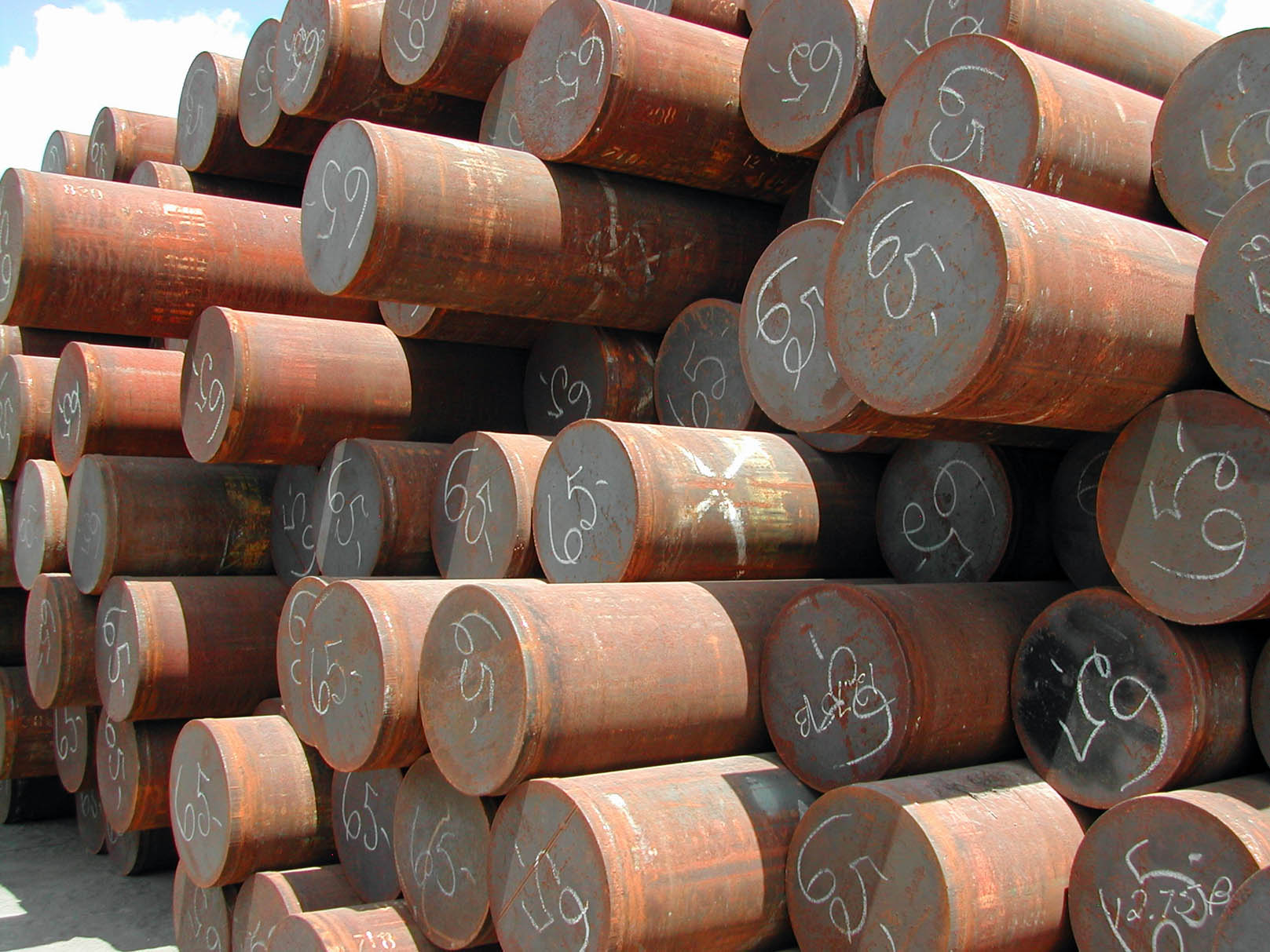Pipe Piles | THE LALLY PIPE JOURNAL